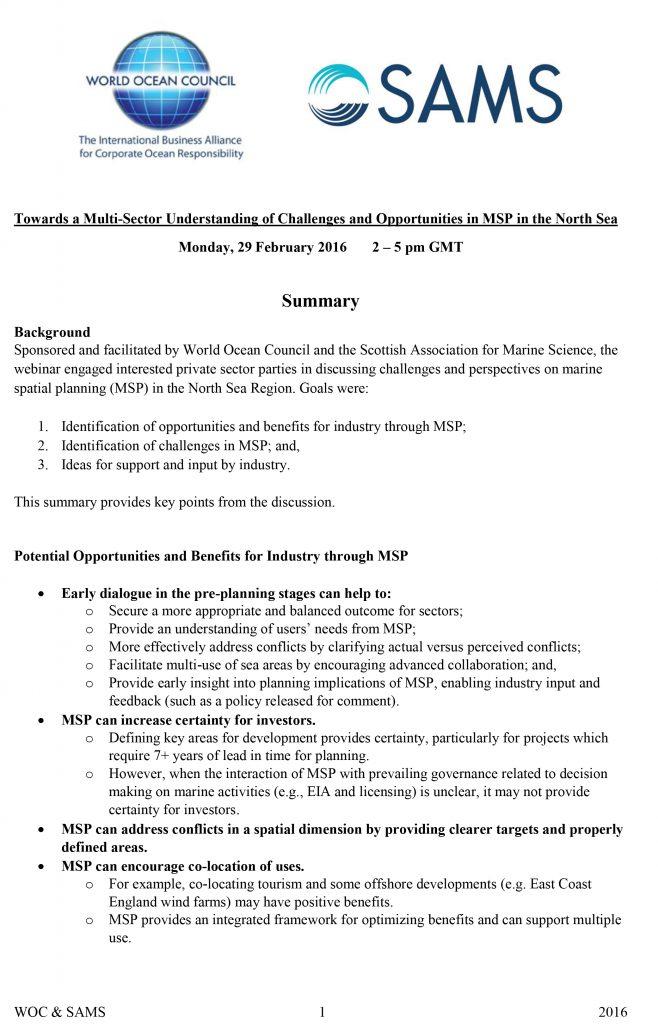 MSP_North_Sea_Webinar_Summary-1