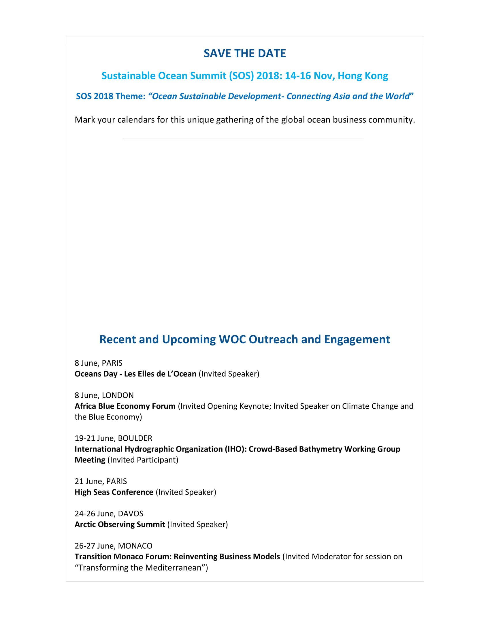 DP World Joins World Ocean Council
